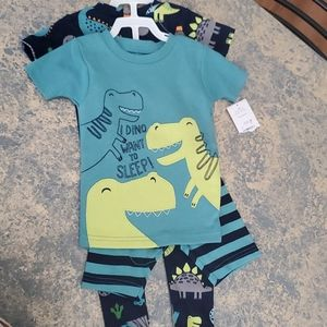 NWT Cater's LOT OF 2 SETS 4pc set sz.12- 18Months